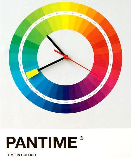 Comemore o Dia do Designer com o Relógio Pantone!