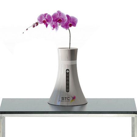 Um Vaso de Flores com Roteador Wi-Fi!