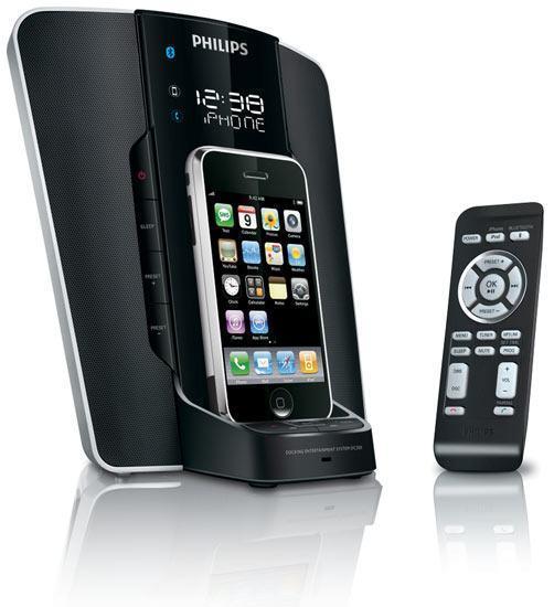 Philips Apresenta Novos Docks para iPod