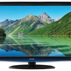 HDTV Sharp Aquos com Blu-ray Player Integrado!