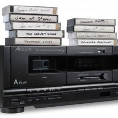 Alesis TapeLink: As Suas Velhas Fitas Cassete, Agora em MP3!