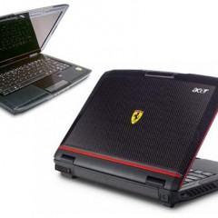 Acer Ferrari 1200, Um Notebook que vai Ficar na Pole Position!