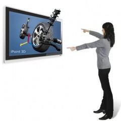 iPoint 3D: Controle uma Tela 3D com Gestos das suas Mãos!
