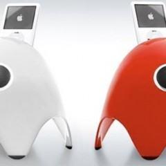 iBoo, Um Dock para iPod com Estilo Pac-Man!
