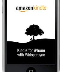 No AppStore Blog: Kindle for iPhone, Chegou o Leitor de e-Books da Amazon!