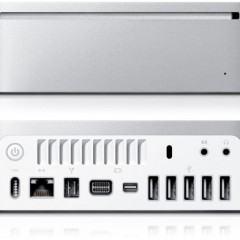 Novidades da Apple: Novo Mac Mini com Core 2 Duo e HD de até 320GB