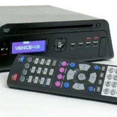 HD Media Player Venice-V38HD com 2TB