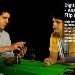 Digital Drops.TV #1.2 No Ar: Analisando a Flip Mino HD