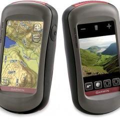 GPS da Garmin com Câmera Digital de 3.2MP