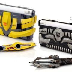 Capas dos Transformers para Nintendo DS