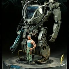 Trailer e Maquete do Filme AVATAR 3D de James Cameron!