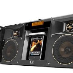 Boombox Mix iMT800 da Altec Lansing com Dock para iPhone