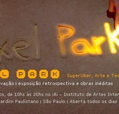Pixel Park: Exposição Interativa de Liana Brazil e Russ Rive em São Paulo