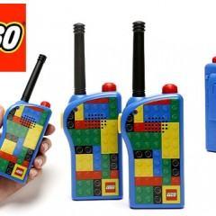 Novo Gadget Lego: Walkie Talkie!
