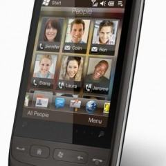 HTC Touch2 com Windows Mobile 6.5