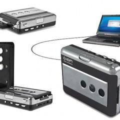Um Walkman que Converte Cassetes em MP3