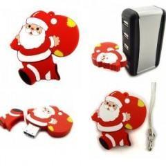 Pendrive do Papai Noel tem 8GB de Presentes!