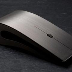 Mouse de Titânio com design incrível!
