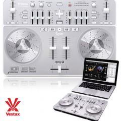 DJ Mixer da Vestax para Macintosh