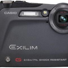 Casio EX-G1, Uma Câmera à Prova d´Água que Também Resiste a Impactos e Poeira