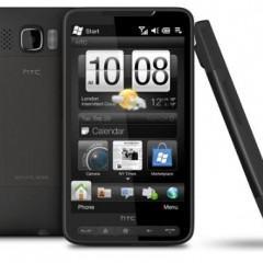 HTC HD2 com Windows Mobile 6.5 e Interface HTC Sense
