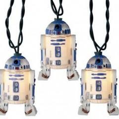 Luzes de Natal do R2-D2!