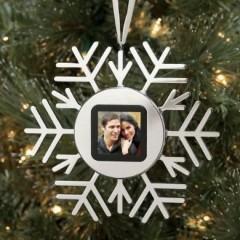 Porta-Retrato Digital na Árvore de Natal!