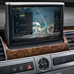 Audi A8 Terá Sistema de Navegação com Google Earth
