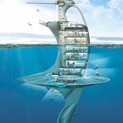 SeaOrbiter, Uma Estação Oceanográfica com 51 Metros de Altura!