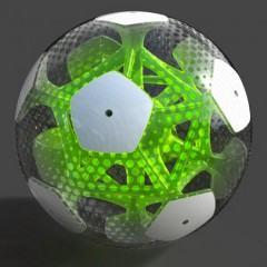 Bola de Futebol com GPS e RFID!