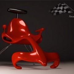 Cadeira Fórmula 1