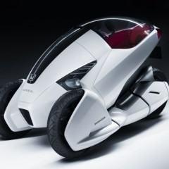 Honda 3R-C, Um Veículo Conceitual Bem Interessante