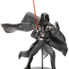 Relógio Star Wars com Figura de Darth Vader