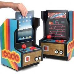 iCade: transforme seu iPad numa clássica cabine de Arcade!