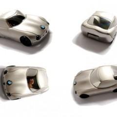 Mini-Câmera em formato de BMW filma em HD!