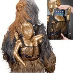 Mochila do C-3PO!