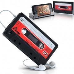 Transforme o iPhone numa Fita Cassete!