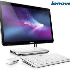 Novo Desktop IdeaCenter All-in-One da Lenovo Japão