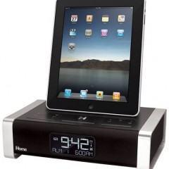 iHome iA100, Um Dock com Alarme e Rádio FM para o iPad