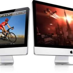 Novos iMacs com Processadores Quad Core!
