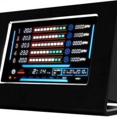 NZXT Sentry LXE, Controlador Externo com Touchscreen