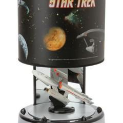 Abajur Star Trek Para Iluminar a Casa dos Geeks!