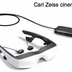 Vídeo Óculos 3D com Qualidade Carl Zeiss