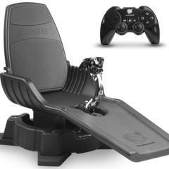X-Dream Gyroxus, Uma Cadeira que te Coloca Dentro do Game!