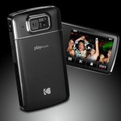 Kodak Playtouch com Touchscreen Grava Vídeos em Alta Definição