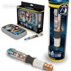 Doctor Who: Sonic Screwdriver para Wii e DS