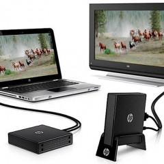 HP Wireless TV Connect – Vídeo HD do Notebook para a TV