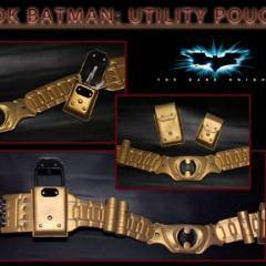 Bat-Cinto de Utilidades do Batman com Espaço para iPhone