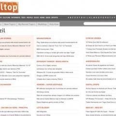 AllTop, Um Site que Agrega Praticamente Todos os Assuntos