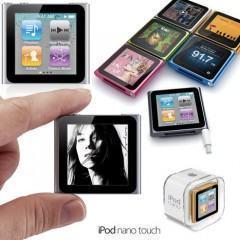 O Novo iPod Nano 6G